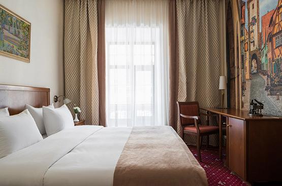 Economy, Hotel Mozart, Odessa