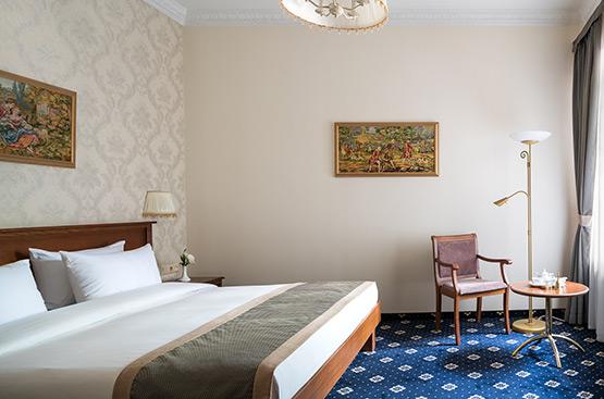 Junior Suite, Hotel Mozart, Odessa