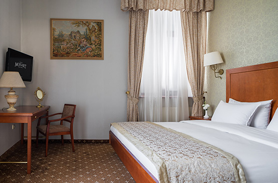 Executive Suite, Hotel Mozart, Odessa