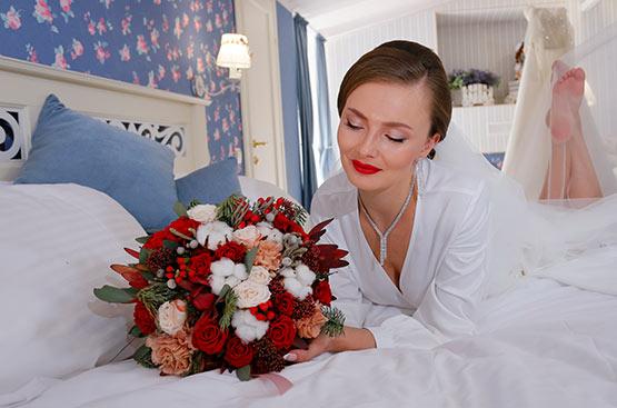 Свадебное предложение от отеля Моцарт, Одесса