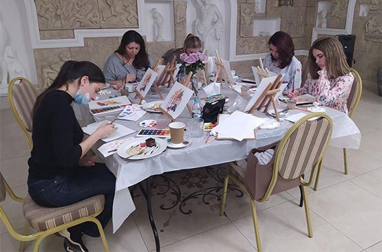 Art Master Classes